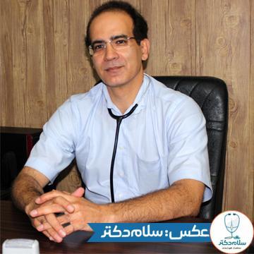تصویر دکتر سعید ابطحی