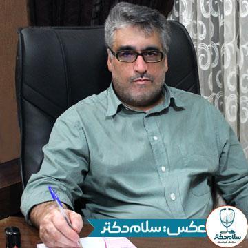 تصویر دکتر غلامرضا زمانی