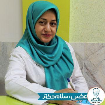تصویر دکتر بی بی مریم مرشدی شعرباف