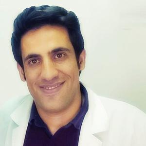 تصویر دکتر شهاب علیزاده