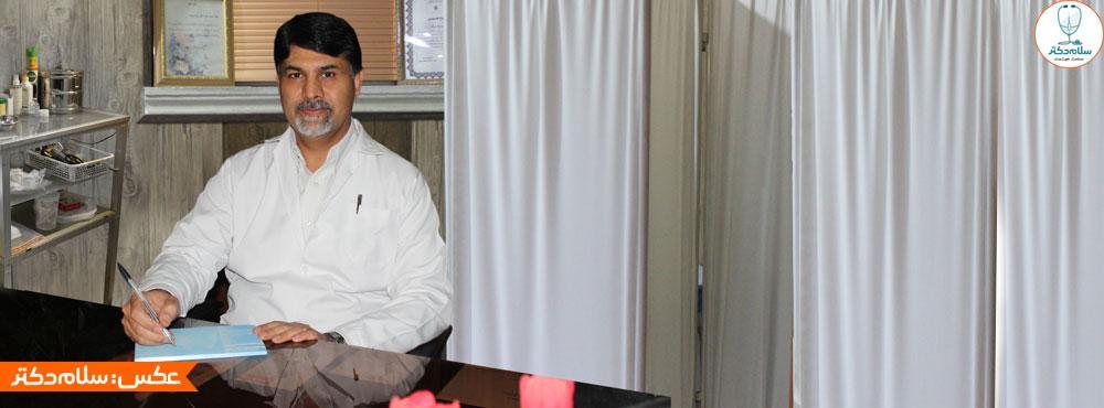 کاور صفحه دکتر سید مجید امید خدا