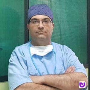 تصویر دکتر امیررضا صادقی فر