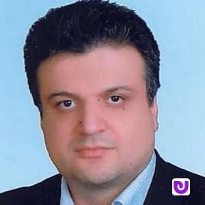 تصویر دکتر کیهان گنودی