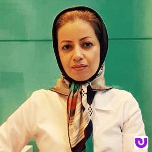 تصویر دکتر حمیده رئیسی