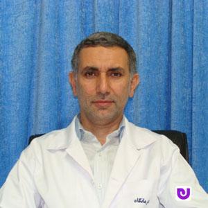 تصویر دکتر جمال جمالی