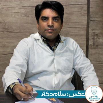 تصویر دکتر سید هادی هاشمی
