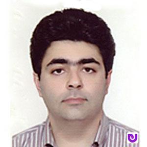 تصویر دکتر امیرحسین بشاش