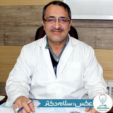 تصویر دکتر حمید فرزادفرد