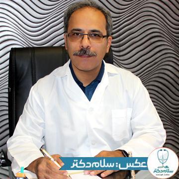 دکتر رضا محسنی