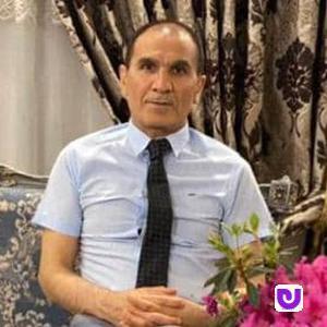 تصویر دکتر غلامرضا عباس زاده
