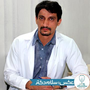 تصویر دکتر محمد هادی شکیبی