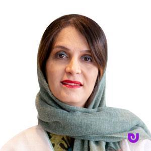 تصویر دکتر منصوره علیرضایی