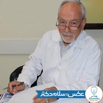 دکتر علی شمسا