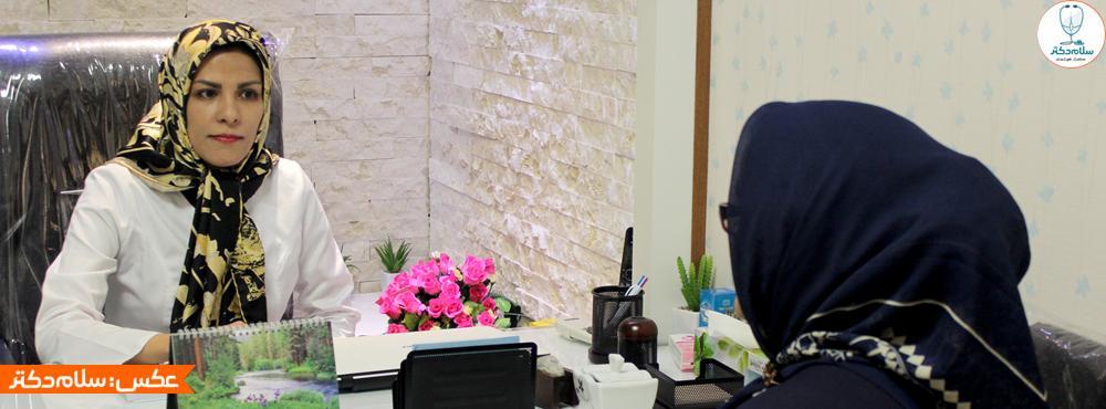 کاور صفحه دکتر معصومه جاودان مهر