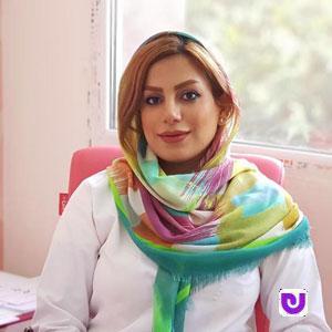 تصویر خانم هانیه جوکار
