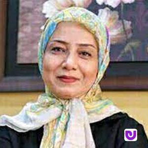 تصویر دکتر سیده آفاق حسینی