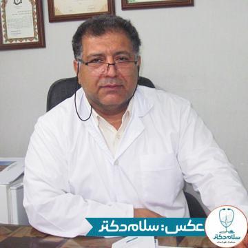 دکتر محمود فرزین