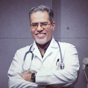 تصویر دکتر علیرضا حیدری بکاولی