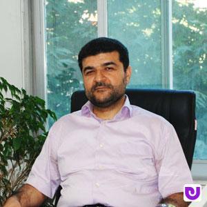 تصویر دکتر علی امیر احمدی